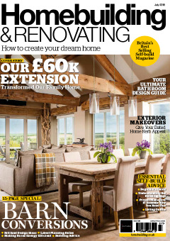 Homebuilding & Renovating 07/2018