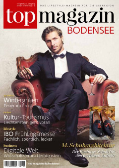Top Magazin Bodensee Winter 2016/2017