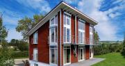 Energiesparhaus Eco Passive House Kramer - Prefabricated house