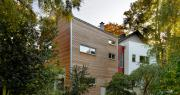 Holzhaus in der Stadt Extension Haede - Timber house