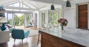 Kitchen/Dining - Landhaus-Villa Country House Fortescue - Timber home