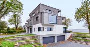 Individuell geplante Design-Architektur Modern House Mehrblick - Timber home