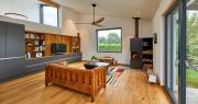 Living - Bungalow-Holzhaus Bungalow Jeger - Timber home