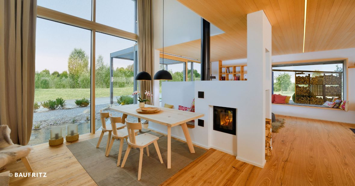 Floor Plans   Alpenchic the modern Chalet Style Home   Baufritz ...