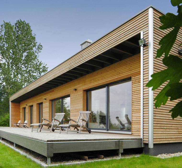 Bungalow & Single-Storey Houses | Baufritz