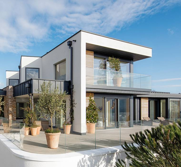 Modern Houses Uk Contemporary House Desings In The Uk Baufritz