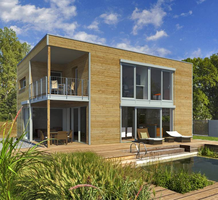 Mobile Home Design Uk: Bauhaus Architecture & Style Houses