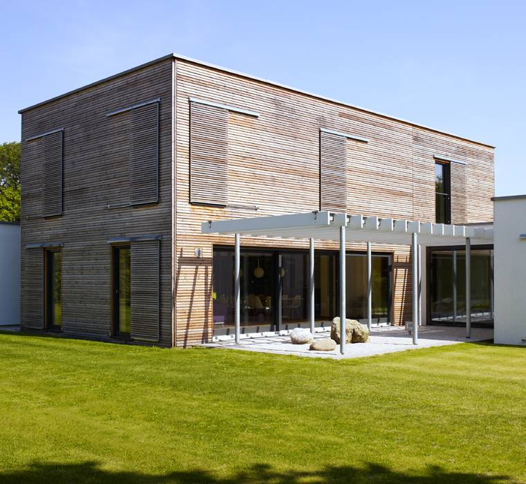 Modern Architecture Defining Contemporary Lifestyle In: Designed Houses With Bauhaus Architecture