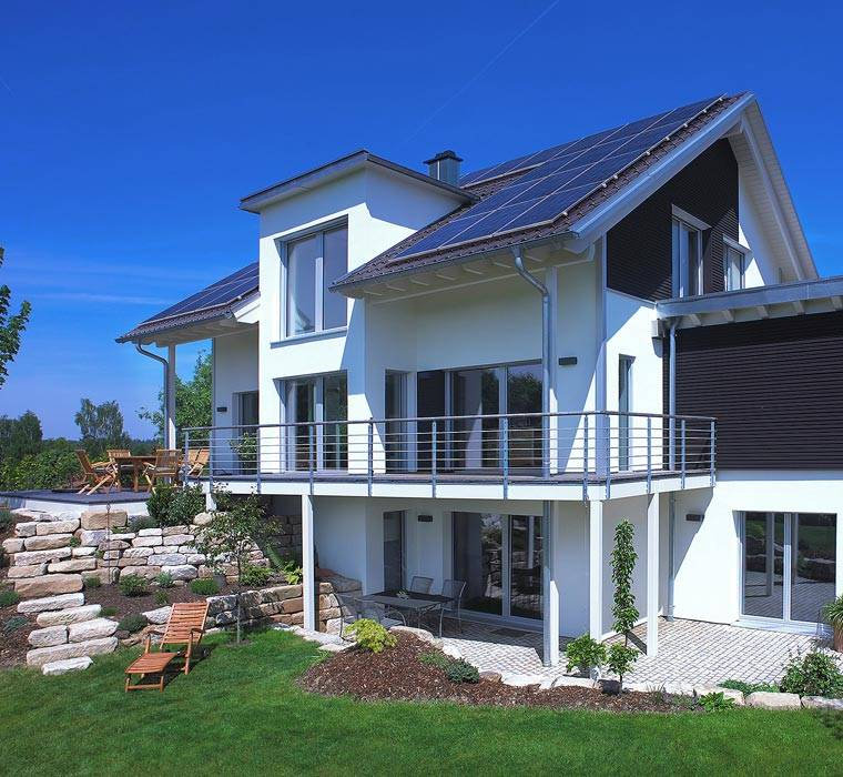 Plus Energy House Wimmer